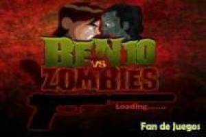 Free Ben 10 vs zombies Game