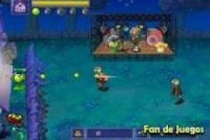 Plants vs Zombies di notte