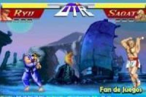 Free Street Fighter Game
