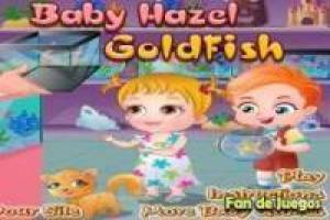 Free Babies caring for the fish in the aquarium Game