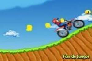 Super mario bros: Motocross