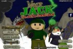 Major Jack: El general cobarde
