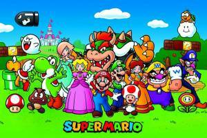 Super Mario World Luigi é o vilão