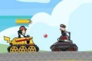 Pokemon: tank battles