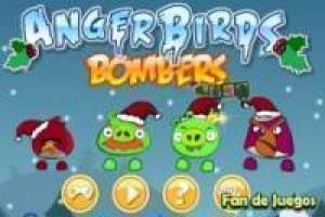 Angry birds bombers