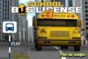 Free School Bus License 3 Game
