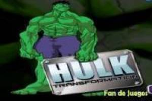 Free Hulk: transformation Game