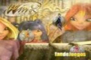 Winx club bubbles