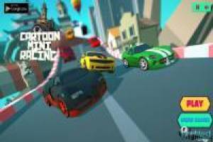 Carreras: Cartoon Mini Racing