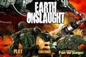 Juego Earth onslaught Gratis