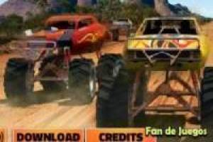 Free 3d monster truck fever Game