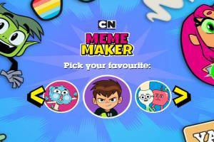 Meme Maker: Cartoon Network