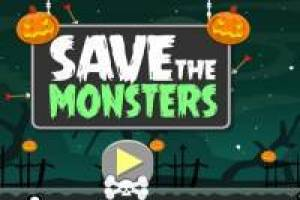 Save the Monsters