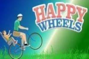 Happy Wheels Демо