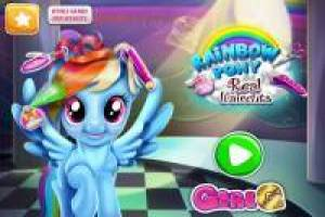 My Little Pony: Hairdressing