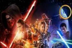 Star Wars the force awakens: Números escondidos