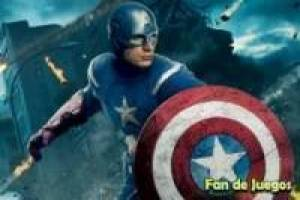 Captain America: save the earth