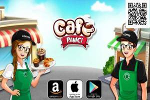 Create and play in your own Cafe Panic Online