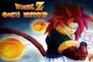 Goku Dress up Dragon Ball Z