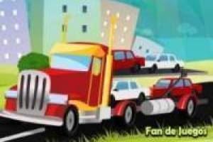Free Car transport Game