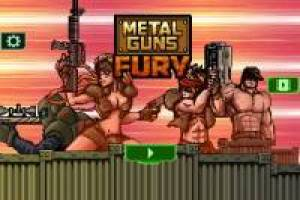 Fury of metal weapons
