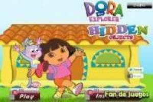 Dora looking objects