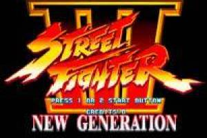 Street Fighter III Neue Generation