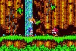 Sonic y Knuckles + Sonic the Hedgehog 3