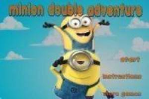 Free Minions double adventure Game