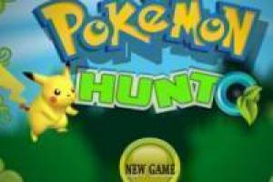 Pokemon hunt: Zuma