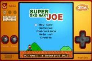 Super Ordinario Joe