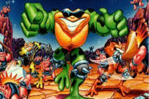 Battletoads in Battlemaniacs