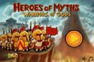 Heroes of Myths: Gods Army
