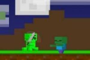 Creep Craft Minecraft