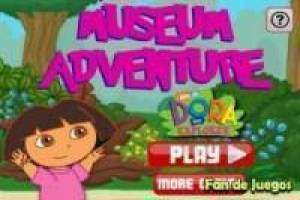 Dora the Explorer: Dangerous museum