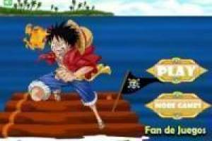 One Piece protege el tesoro