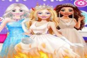 Boda de Barbie: Intolerable