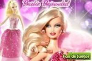 Barbie bejeweled