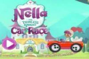 Nella: A princess knight in a car