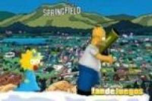 A batalha do simpson