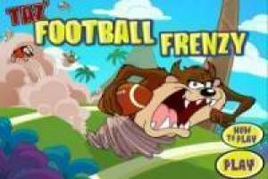 Frenzy Taz Football