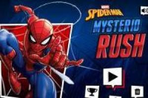 Spiderman Run VS Mysterio
