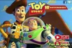 Toy Story 10 differences