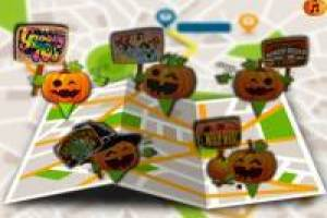 Prinzessin Ariels Halloween-Party