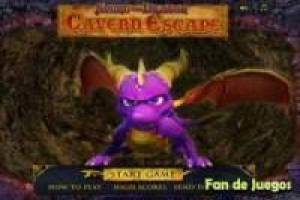 Spyro the dragon Höhle