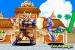 Gratis Dragon Ball flash Spille