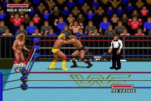 WWF Super WrestleMania (USA, Europa)