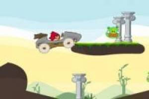 Angry birds: coches