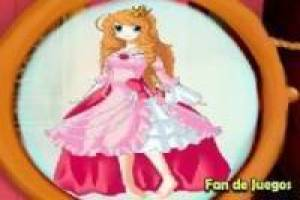 Dress the beautiful princess