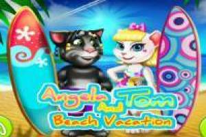 Angela and Tom: Summer Vacation